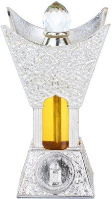Al Haramain Attar Mubakhar Silver parfümiertes Öl für Damen 2