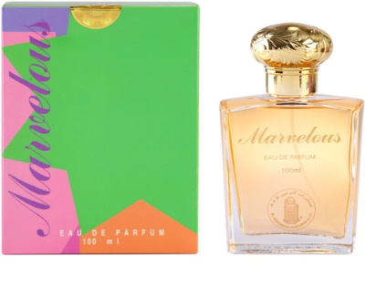 Al Haramain Marvelous Eau De Parfum unisex