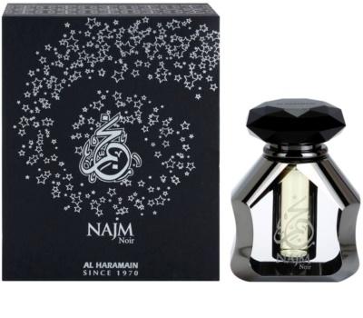 Al Haramain Najm Noir парфюмирано масло унисекс