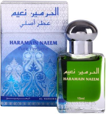 Al Haramain Haramain Naeem illatos olaj unisex 1