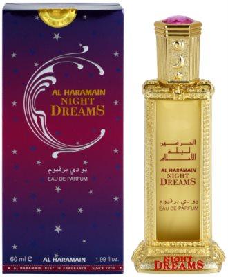 Al Haramain Night Dreams eau de parfum para mujer