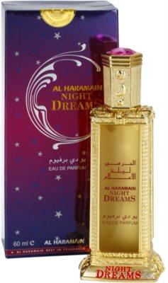Al Haramain Night Dreams eau de parfum para mujer 1