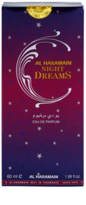 Al Haramain Night Dreams eau de parfum para mujer 4