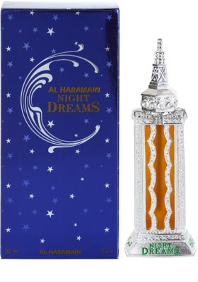 Al Haramain Night Dreams illatos olaj nőknek