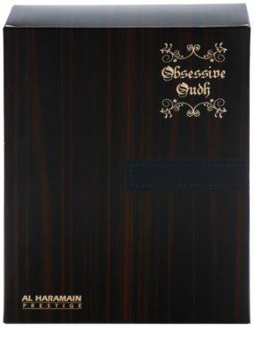 Al Haramain Obsessive Oudh Eau de Parfum unisex 5