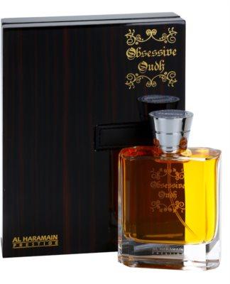 Al Haramain Obsessive Oudh Eau de Parfum unisex 1