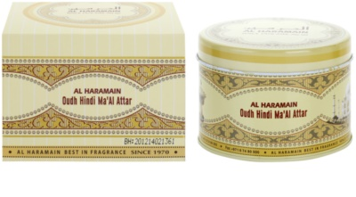 Al Haramain Oudh Hindi Ma'Al Attar Weihrauch