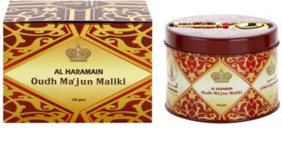 Al Haramain Oudh Ma'Jun Mailki tamaie