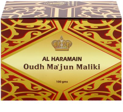 Al Haramain Oudh Ma'Jun Mailki incienso 5