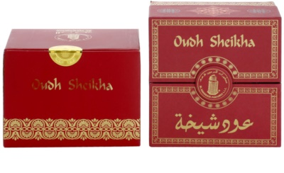 Al Haramain Oudh Sheikha incenso
