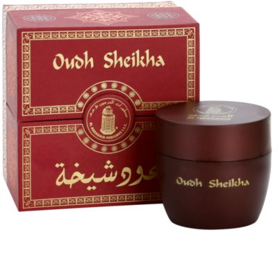 Al Haramain Oudh Sheikha incenso 1