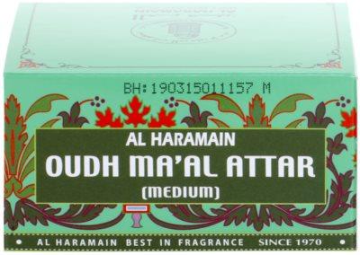 Al Haramain Oudh Ma'Al Attar tömjén 3