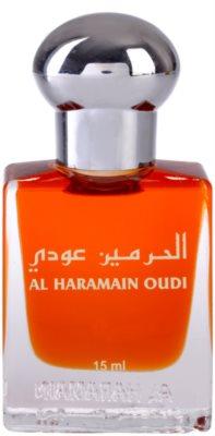 Al Haramain Oudi parfümiertes Öl unisex 1