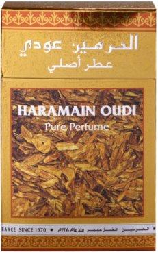 Al Haramain Oudi parfümiertes Öl unisex 3
