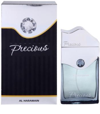 Al Haramain Precious Silver Eau de Parfum para mulheres