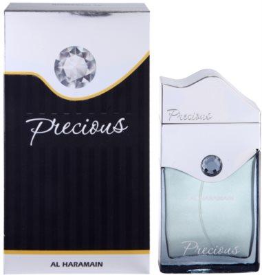 Al Haramain Precious Silver парфумована вода для жінок
