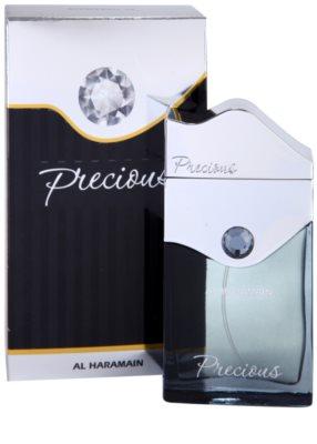 Al Haramain Precious Silver Eau de Parfum para mulheres 1