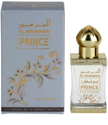 Al Haramain Prince aceite perfumado unisex