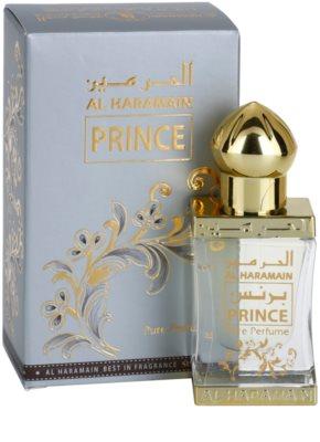Al Haramain Prince parfémovaný olej unisex 1