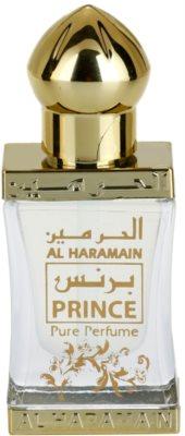 Al Haramain Prince parfümiertes Öl unisex 2