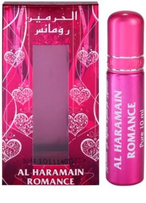 Al Haramain Romance óleo perfumado para mulheres