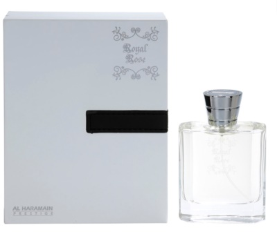 Al Haramain Royal Rose Eau de Parfum unissexo