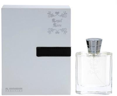 Al Haramain Royal Rose parfémovaná voda unisex
