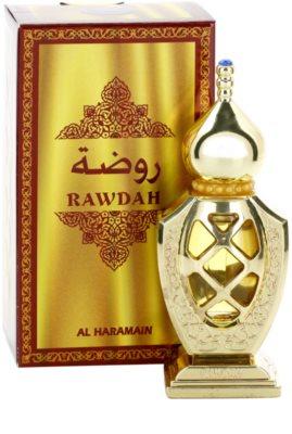 Al Haramain Rawdah parfumuri unisex 1