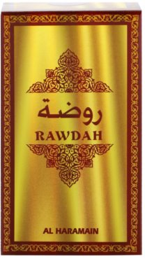 Al Haramain Rawdah parfumuri unisex 3