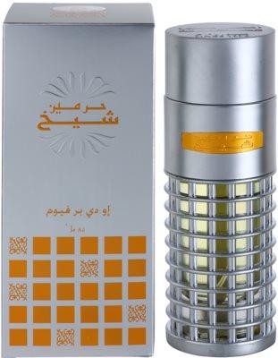 Al Haramain Sheikh Eau de Parfum para mulheres
