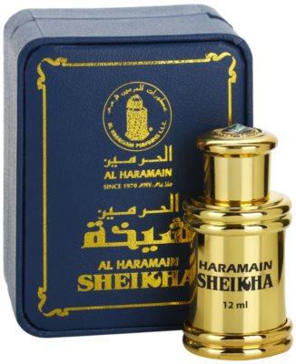 Al Haramain Sheikha парфумована олійка унісекс 1