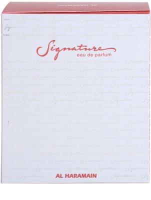 Al Haramain Signature eau de parfum para mujer 4