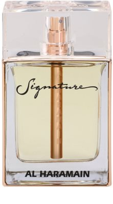 Al Haramain Signature eau de parfum para mujer 2
