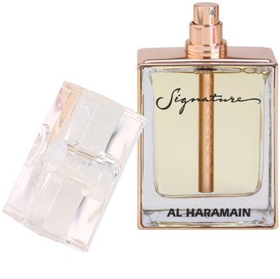 Al Haramain Signature eau de parfum para mujer 3