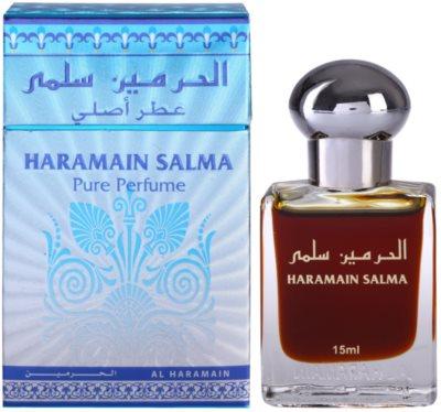 Al Haramain Haramain Salma óleo perfumado unissexo