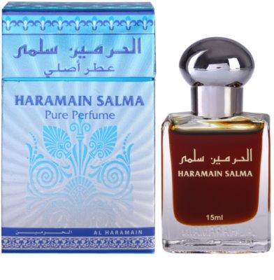 Al Haramain Haramain Salma parfümiertes Öl unisex