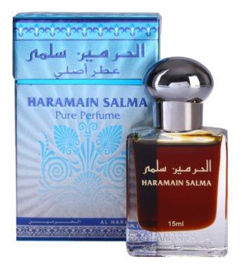 Al Haramain Haramain Salma parfémovaný olej unisex 1
