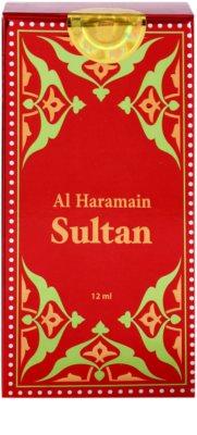Al Haramain Sultan parfémovaný olej unisex 3
