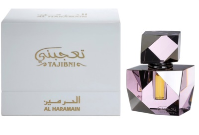 Al Haramain Tajibni parfümiertes Öl für Damen