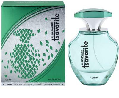 Al Haramain Tsavorite Eau de Parfum unisex