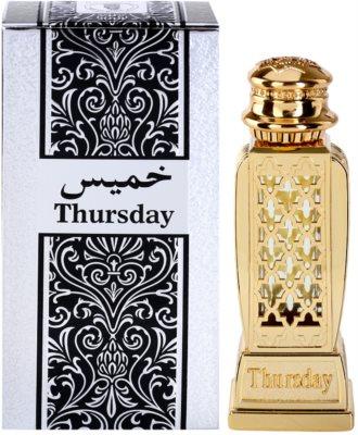 Al Haramain Thursday eau de parfum para mujer