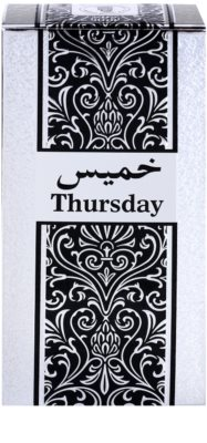 Al Haramain Thursday Eau de Parfum para mulheres 3