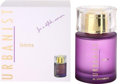 Al Haramain Urbanist Femme eau de parfum nőknek