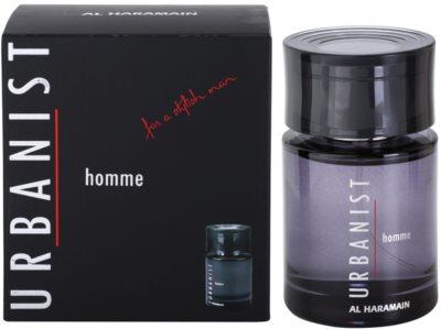 Al Haramain Urbanist Homme eau de parfum férfiaknak