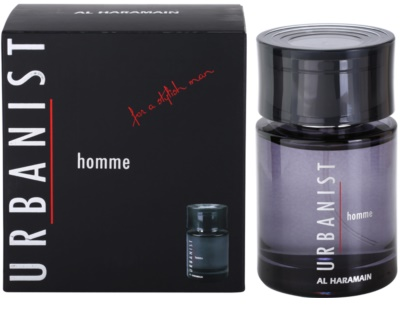 Al Haramain Urbanist Homme Eau de Parfum for Men