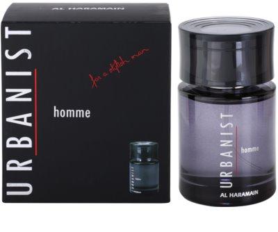 Al Haramain Urbanist Homme Eau de Parfum para homens