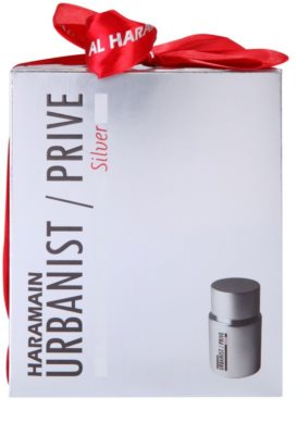 Al Haramain Urbanist / Prive Silver eau de parfum unisex 4