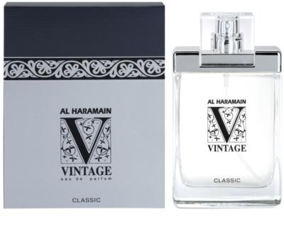 Al Haramain Vintage Classic eau de parfum férfiaknak