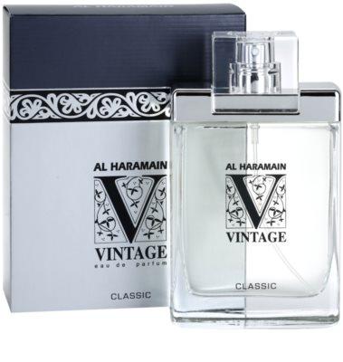 Al Haramain Vintage Classic парфюмна вода за мъже 1