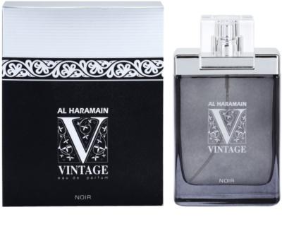 Al Haramain Vintage Noir Eau de Parfum unissexo